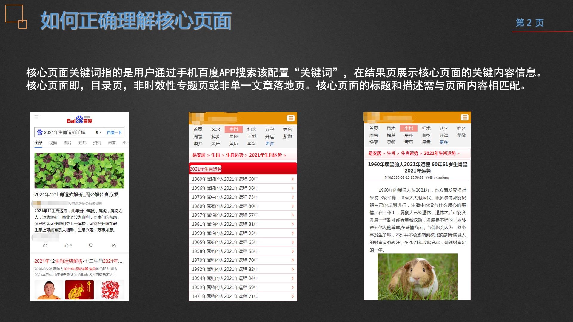 开发者大咖说-核心页面关键词设计与经验分享  开发者 大咖 核心页面 关键词设计 第2张