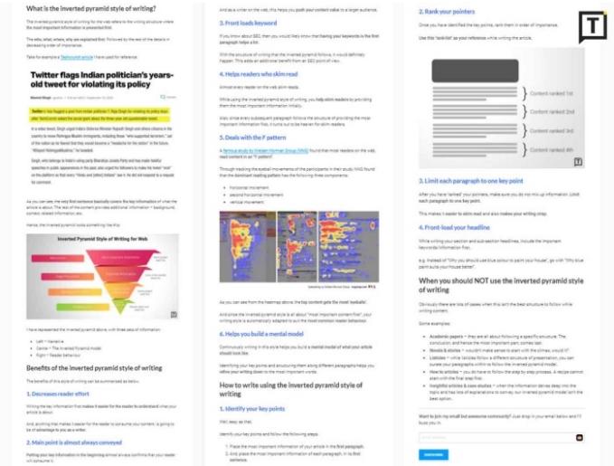 优化网站文章可读性的9个简单技巧  文章可读性 第4张